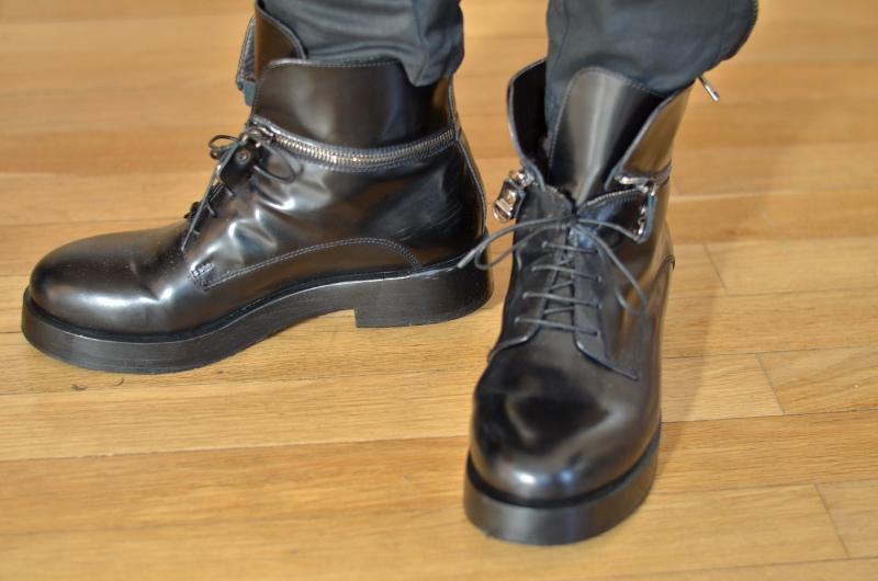 Mes AGL shoes